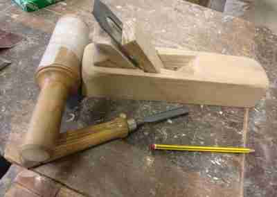 Ramon Cigognetti – Pialla in legno