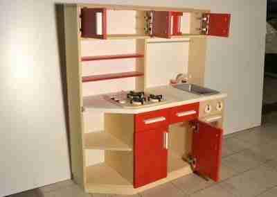 Andrea Zacchetta – Cucina giocattolo